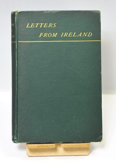 The Book, Letters from Ireland, 1887. | John O'Brien