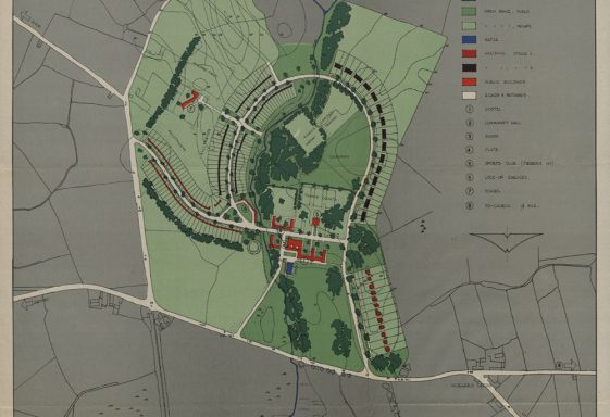 Early proposal for residential development in the Shannon Area