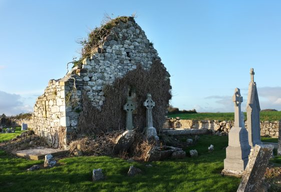 Clonloghan Graveyard